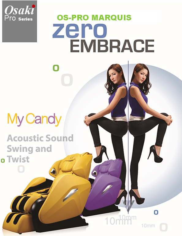 Osaki OS-Pro Marquis Zero Gravity Massage Chair Features 01