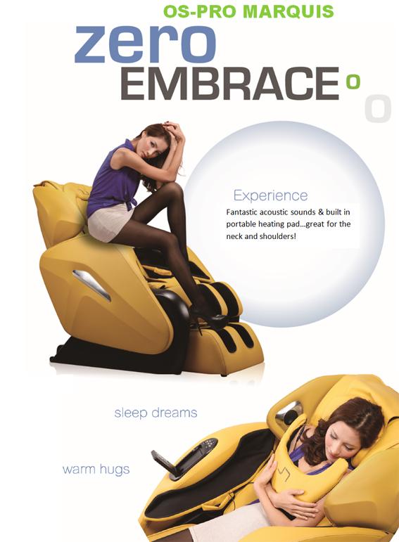 Osaki OS-Pro Marquis Zero Gravity Massage Chair Features 03