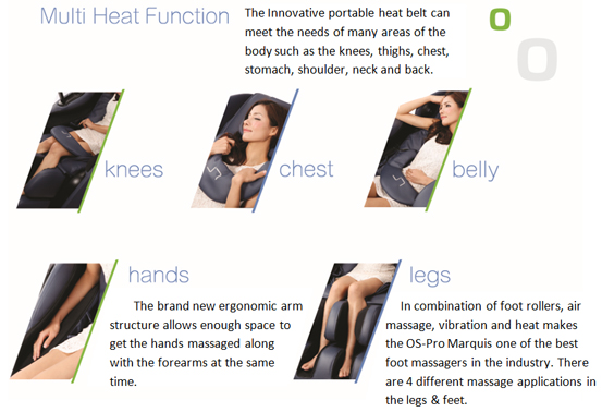 Osaki OS-Pro Marquis Zero Gravity Massage Chair Features 04