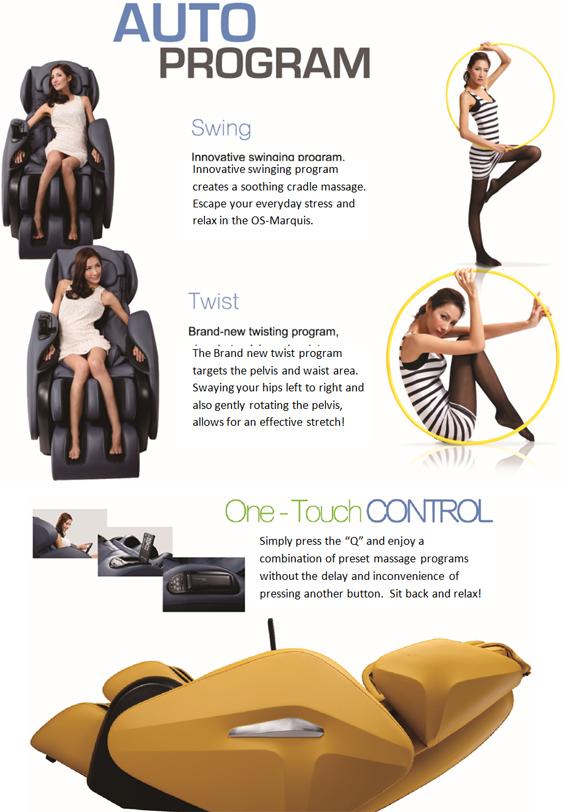 Osaki OS-Pro Marquis Zero Gravity Massage Chair Features 06