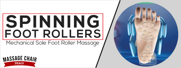 Osaki OS-Pro Maxim Foot Roller Massage