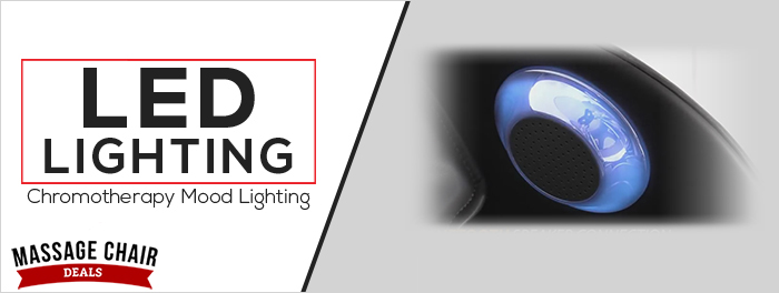 Osaki OS-Pro Maxim Massage Chair LED Chromotherapy Lighting