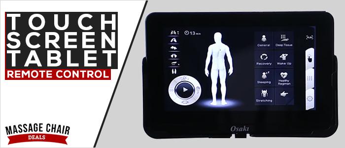Osaki OS-Pro Maxim Touch Screen Remote Control