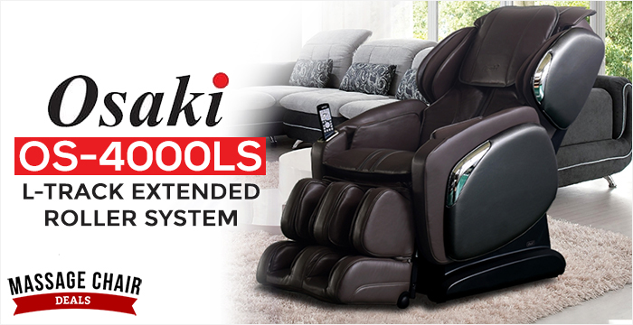 Osaki OS-4000LS Massage Chair Banner