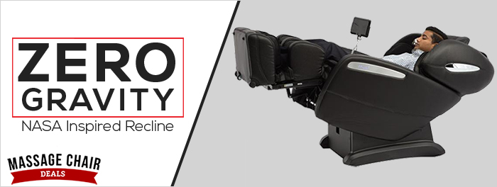 Osaki OS-Pro Maxim Zero Gravity Recline Position