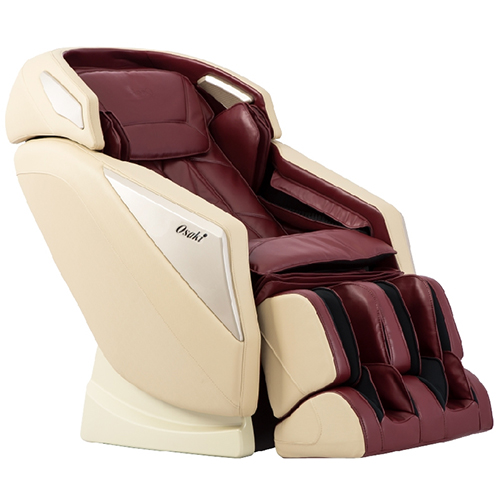 Osaki Pro Omni Burgandy Massage Chair