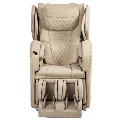 Osaki Soho Massage Chair Beige Front View