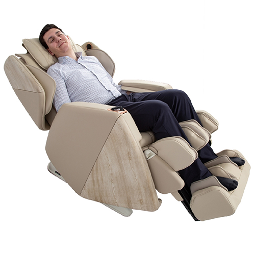Osaki Soho Massage Chair Beige Model