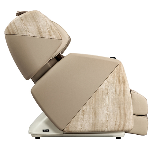 Osaki Soho Massage Chair Beige Side View