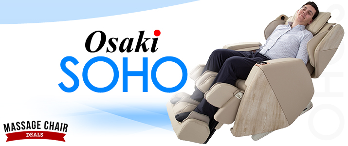Osaki Soho Massage Chair Header