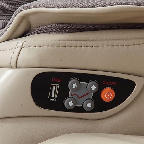 Osaki TP-8500 Zero Gravity Side Buttons