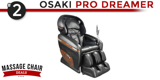 Osaki Pro Dreamer Massage Chair Best Selling Chair