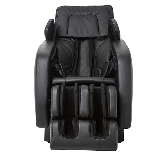 Titan 8300 Massage Chair black front view
