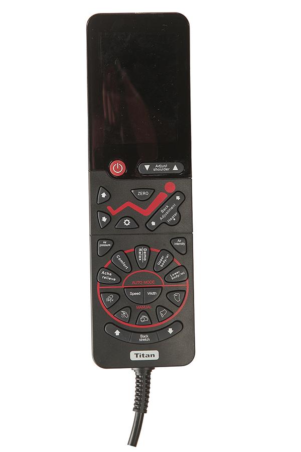 Titan 8400 Remote Control