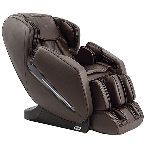Titan Carina Massage Chair Brown