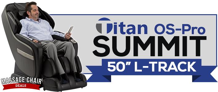 Titan Pro Summit Massage Chair Header