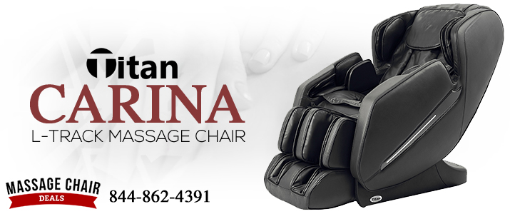 Titan TP-Carina Massage Chair Header