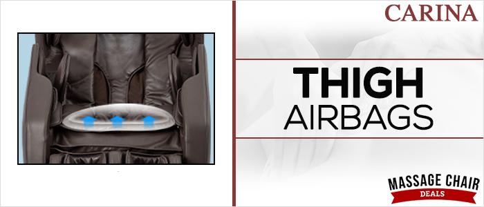 Titan TP-Carina Thigh Airbags