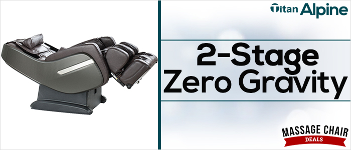 Titan TP-Pro Alpine Massage Chair Zero Gravity