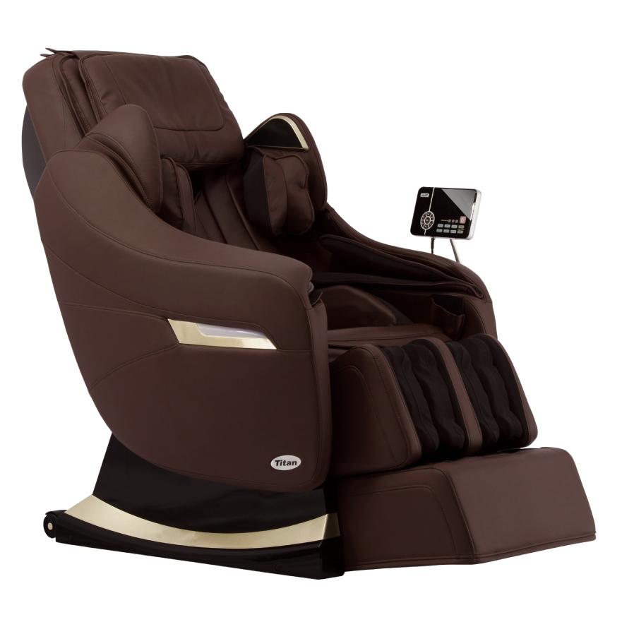 Titan TP-Pro Executive Massage Chair Brown