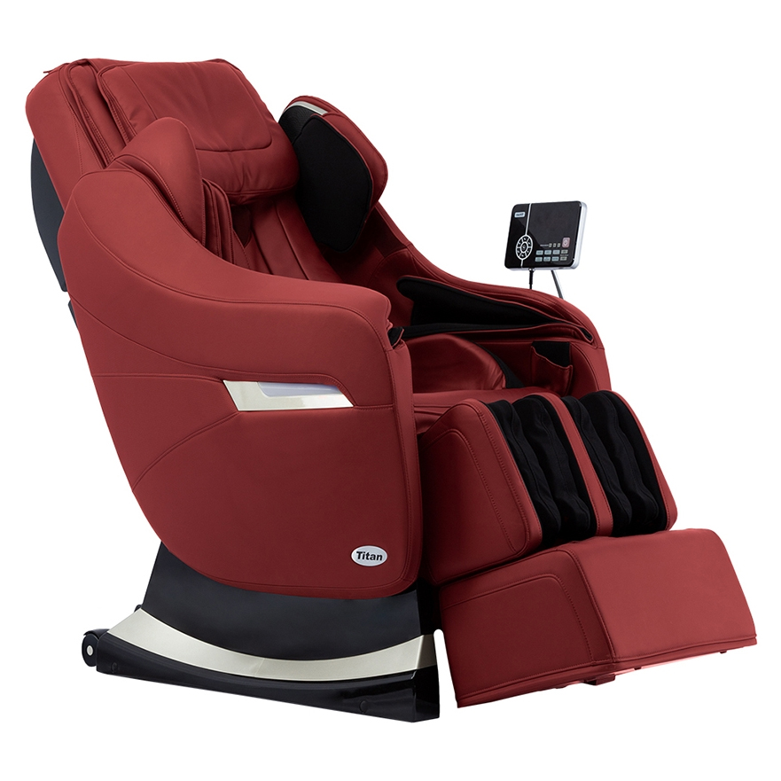 Titan TP-Pro Executive Massage Chair Red