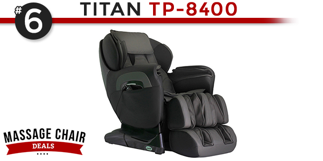 Titan TP 8400 Massage Chair Best Selling Chair