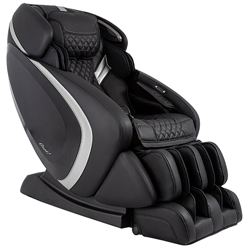 Osaki OS-Pro Admiral Massage Chair Black and Silver