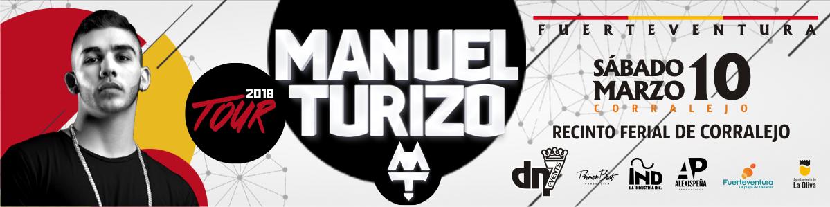 Manuel Turizo Fuerteventura