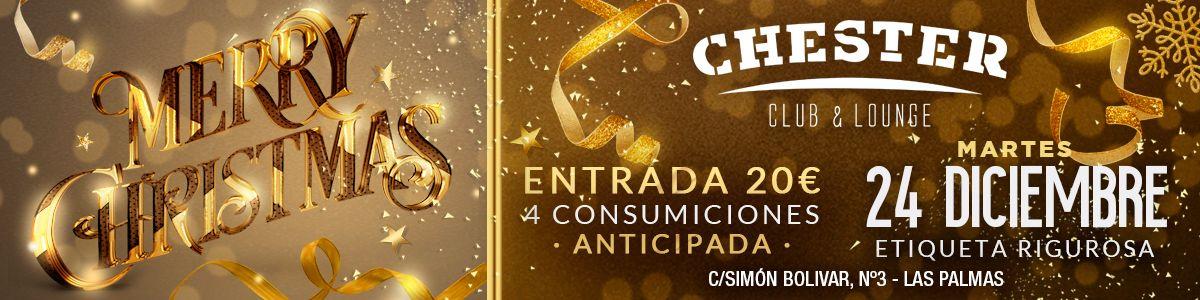 Navidad Chester Las Palmas 2019