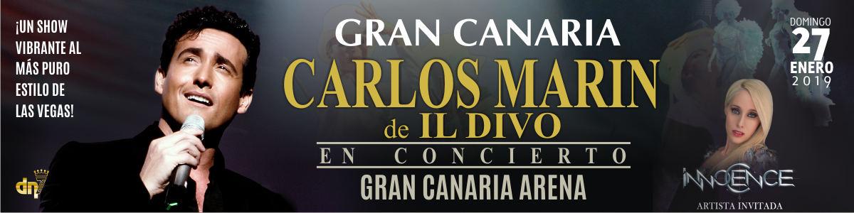 Concierto de Carlos Marin 2019