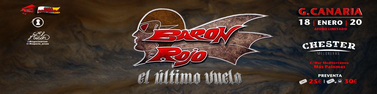 Baron Rojo 2020