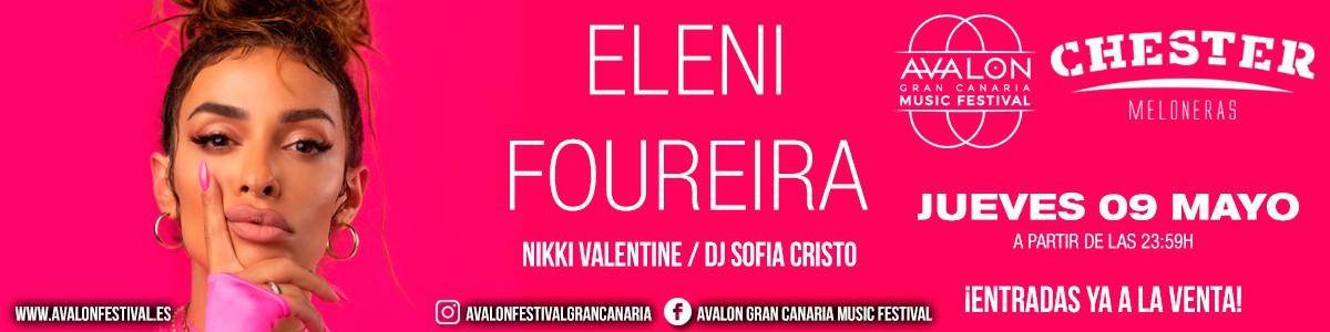 Eleni Foureira 2019