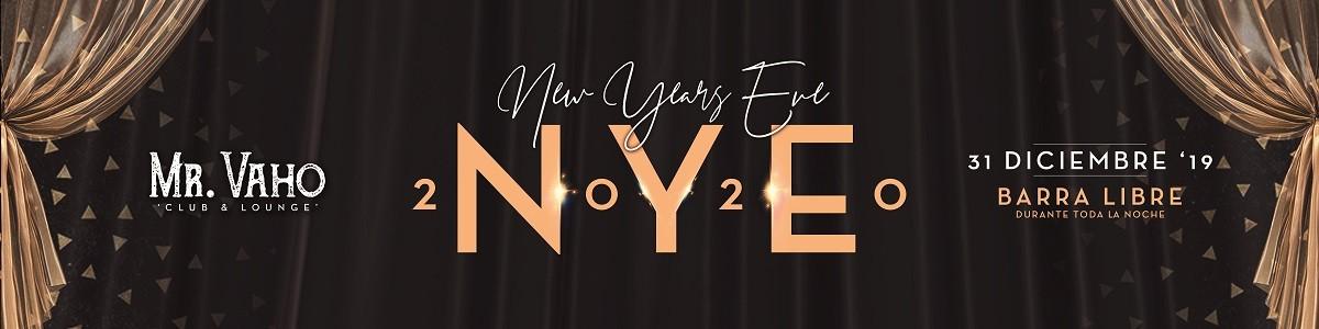Fin de Año Mr Vaho 2020