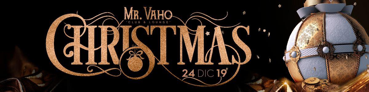 Nochebuena Mr. Vaho