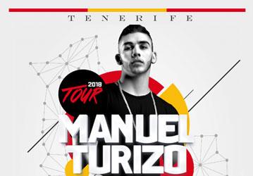 Manuel Turizo - Sala NYX (SC de Tenerife)