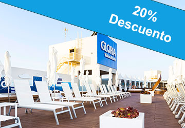 20% Chill Out Gorbea - Gloria Palace San Agustín