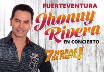 JHONNY RIVERA - RECINTO FERIAL DE GRAN TARAJAL