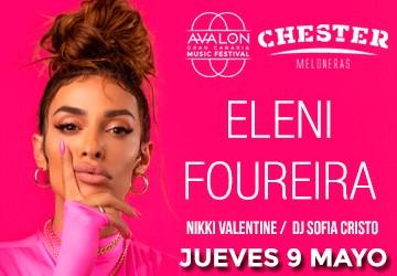 ELENI FOUREIRA  - CHESTER MELONERAS