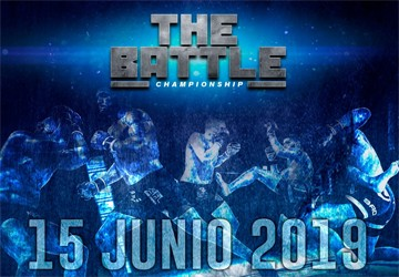 THE BATTLE CHAMPIONSHIP - LA GALLERA LOPEZ SOCAS (ESCALERITAS)