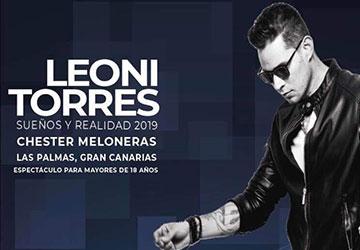 LEONI TORRES - CHESTER MELONERAS