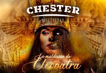 LA MALDICION DE CLEOPATRA - CHESTER MELONERAS