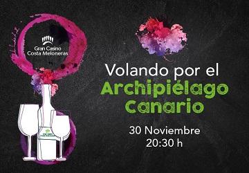 VOLANDO POR EL ARCHIPIELAGO CANARIO - GRAN CASINO COSTA MELONERAS