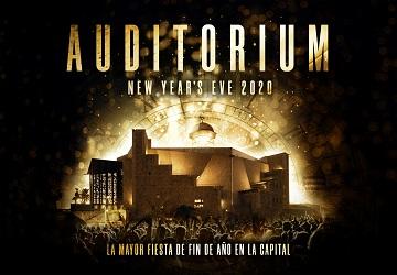 FIN DE AÑO 2020 - AUDITORIUM