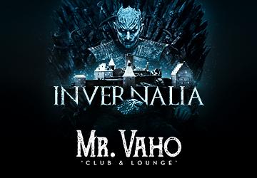 INVERNALIA - MR VAHO
