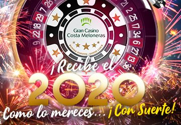 CENA FIN DE AÑO 2020 - GRAN CASINO COSTA MELONERAS