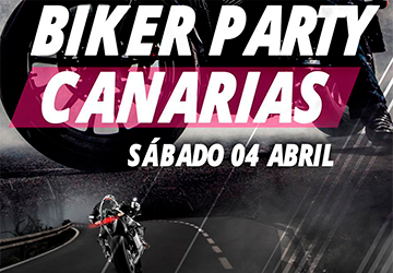 Biker Party Canarias - Chester Meloneras