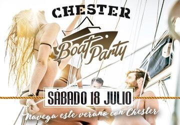 Chester Boat Party - GRAN CANARIA