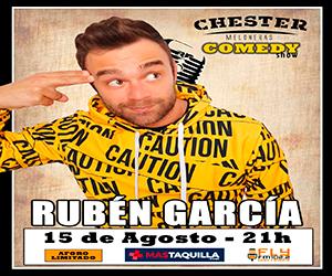 Ruben García - GRAN CANARIA
