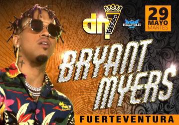 BRYANT MYERS - FUERTEVENTURA