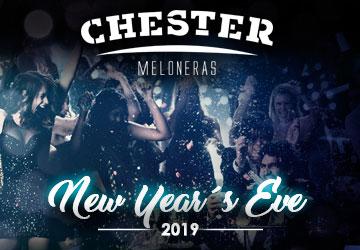 FIN DE AÑO 2019 - CHESTER MELONERAS